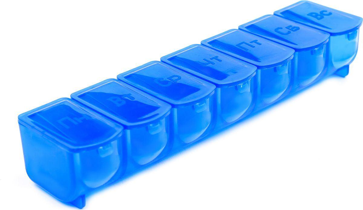 Купить Контейнер-таблетница 7 дней, Azovmed