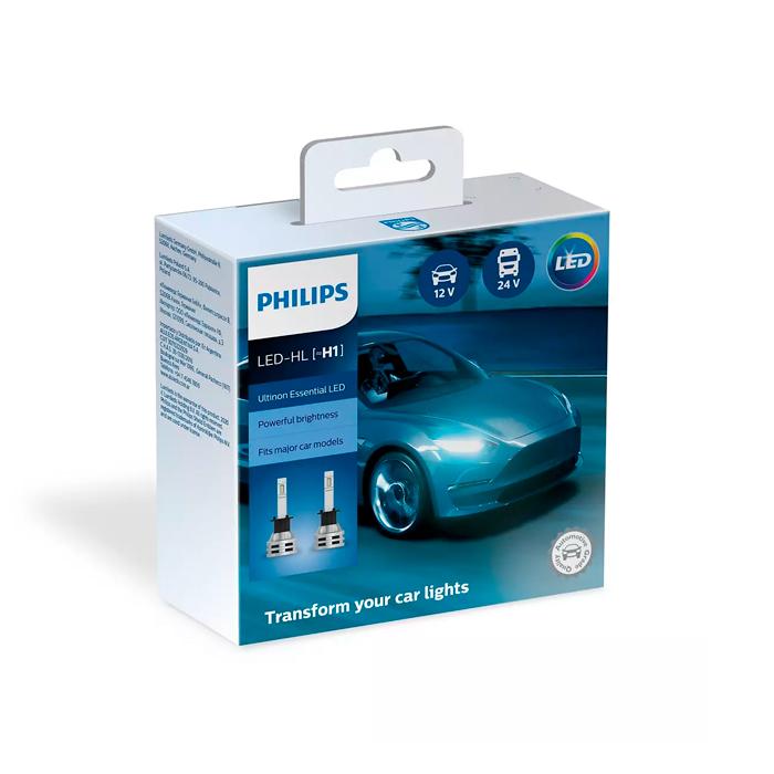 Лампа H1 Ultinon Essential LED 6500K