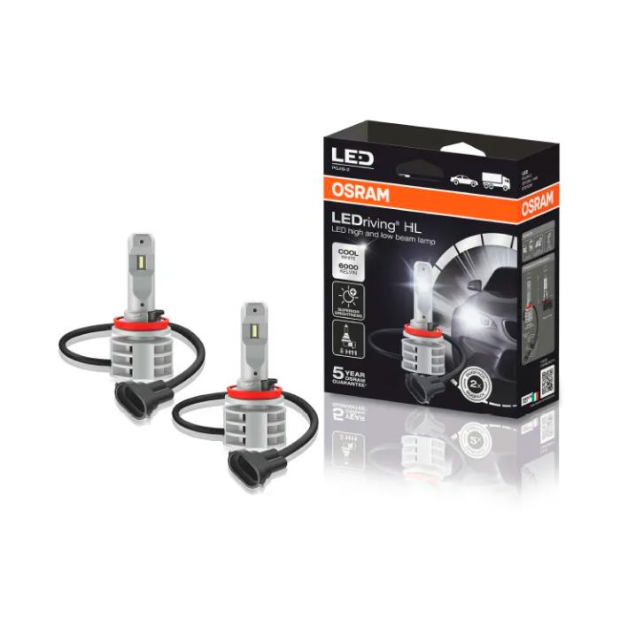 Лампа светодиодная H7 12V 25W LEDriving,