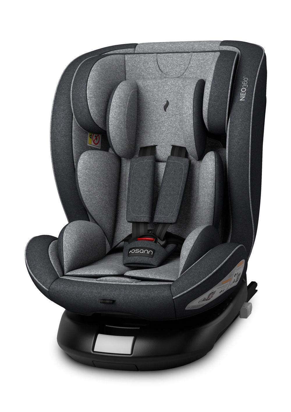 Купить Детское автокресло Osann NEO 360 Universe Grey,