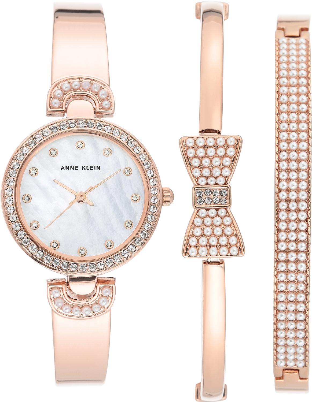 Наручные часы женские Anne Klein 3466RGST