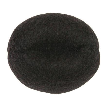 Купить Валик-сетка Dewal из искусственного волоса, коричневый, D=14 см