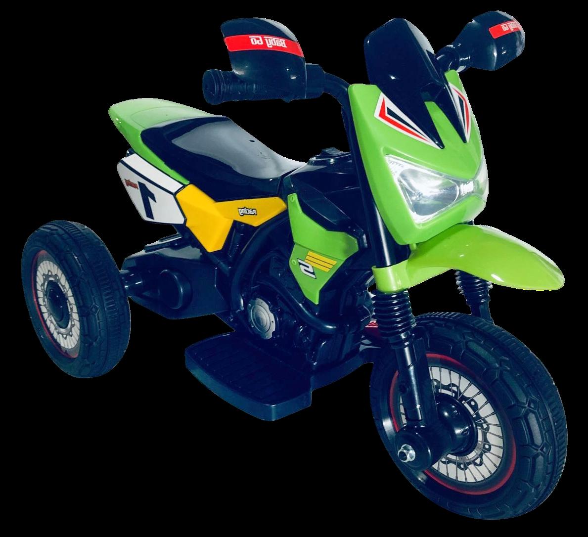 Детский электромобиль Farfello GTM2288 A зеленый