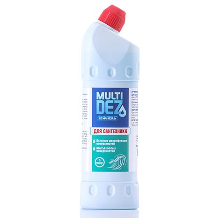 Средство для сантехники MultiDez Море 1 л