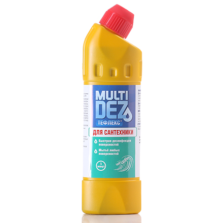 Средство для сантехники MultiDez Море 500 мл