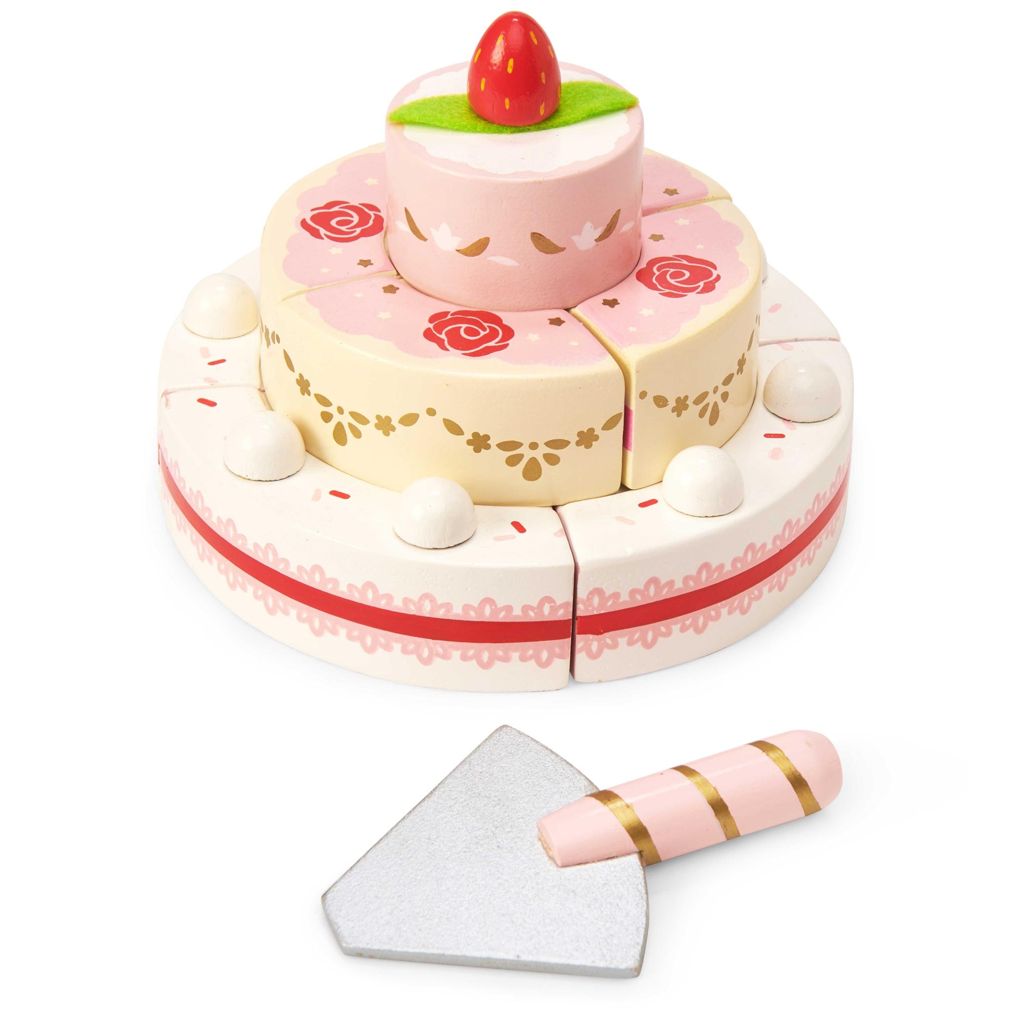 Игрушечная еда Le Toy Van Свадебный торт