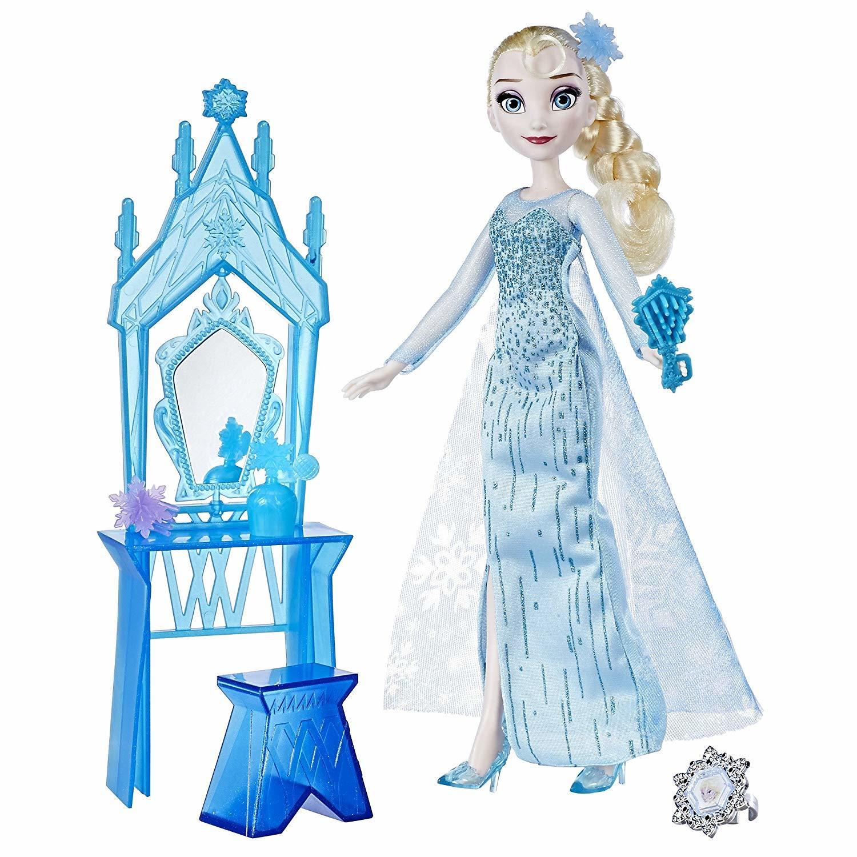 Кукла Frozen Эльза Холодное сердце