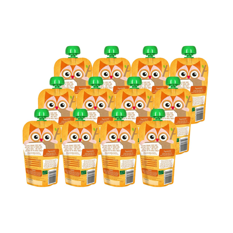 Купить Органическое груша, манго, Пюре Peek-a-boo органическое груша, с 6 месяцев, 12x113 г,