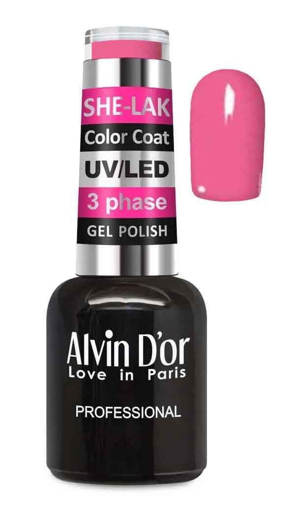 Купить Гель-лак Alvin D'or №3583