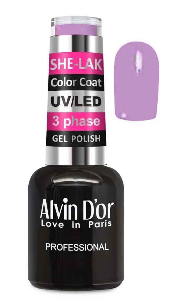 Купить Гель-лак Alvin D'or №3579