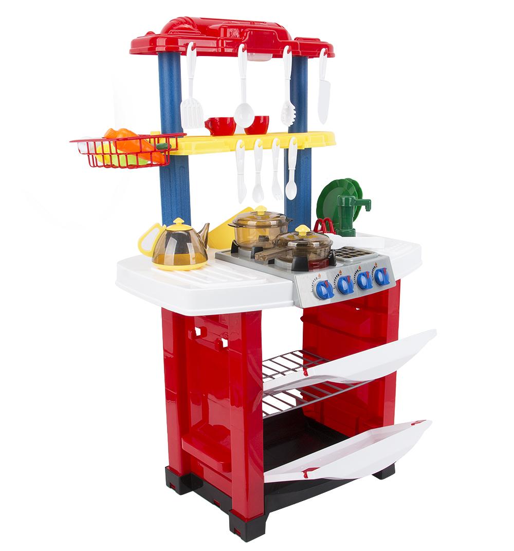 Игровой набор игровой Кухня с аксессуарами, 62x36x83