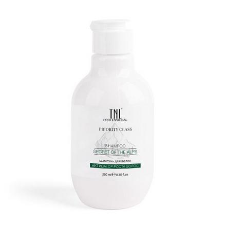 Купить Шампунь для волос TNL, Priority Class Secret of the Alps, 250 мл, TNL Professional