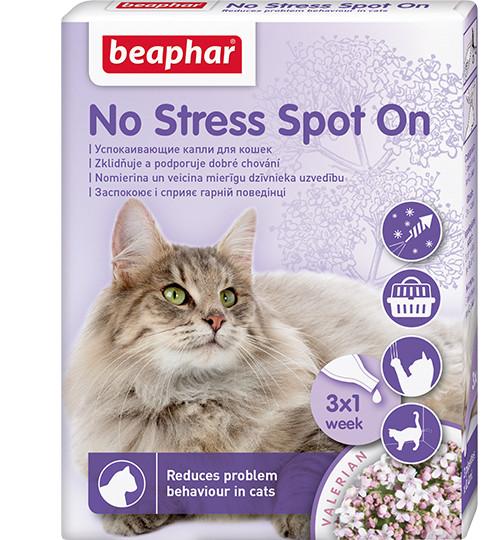 Успокаивающие капли для кошек Beaphar