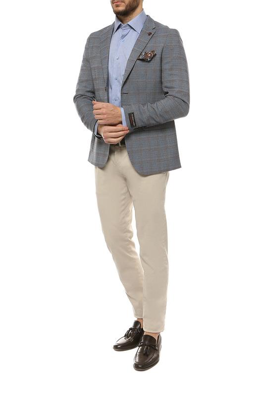 Пиджак мужской BARKLAND ВЕСТ- коричневый 46-170
