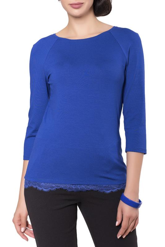 Блуза женская Argent AZBT8088 синяя 50 RU