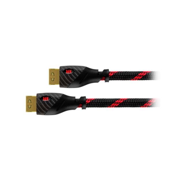 Кабель Monster HDMI - HDMI 1.8m Black Platinum (MHV1-1006-US) 1.8m Black Platinum UHD 4K HDMI (MHV1-1006-US)