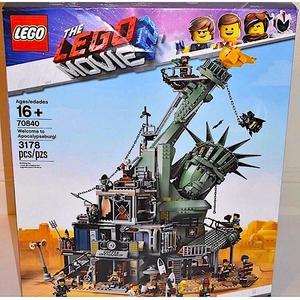 Конструктор LEGO Movie 70840 WELCOME TO APOCALYPSEBURG 70840