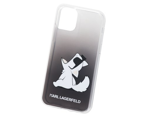 Чехол Karl Lagerfeld Choupette Fun Sunglasses Hard Black для Apple iPhone 11 Pro