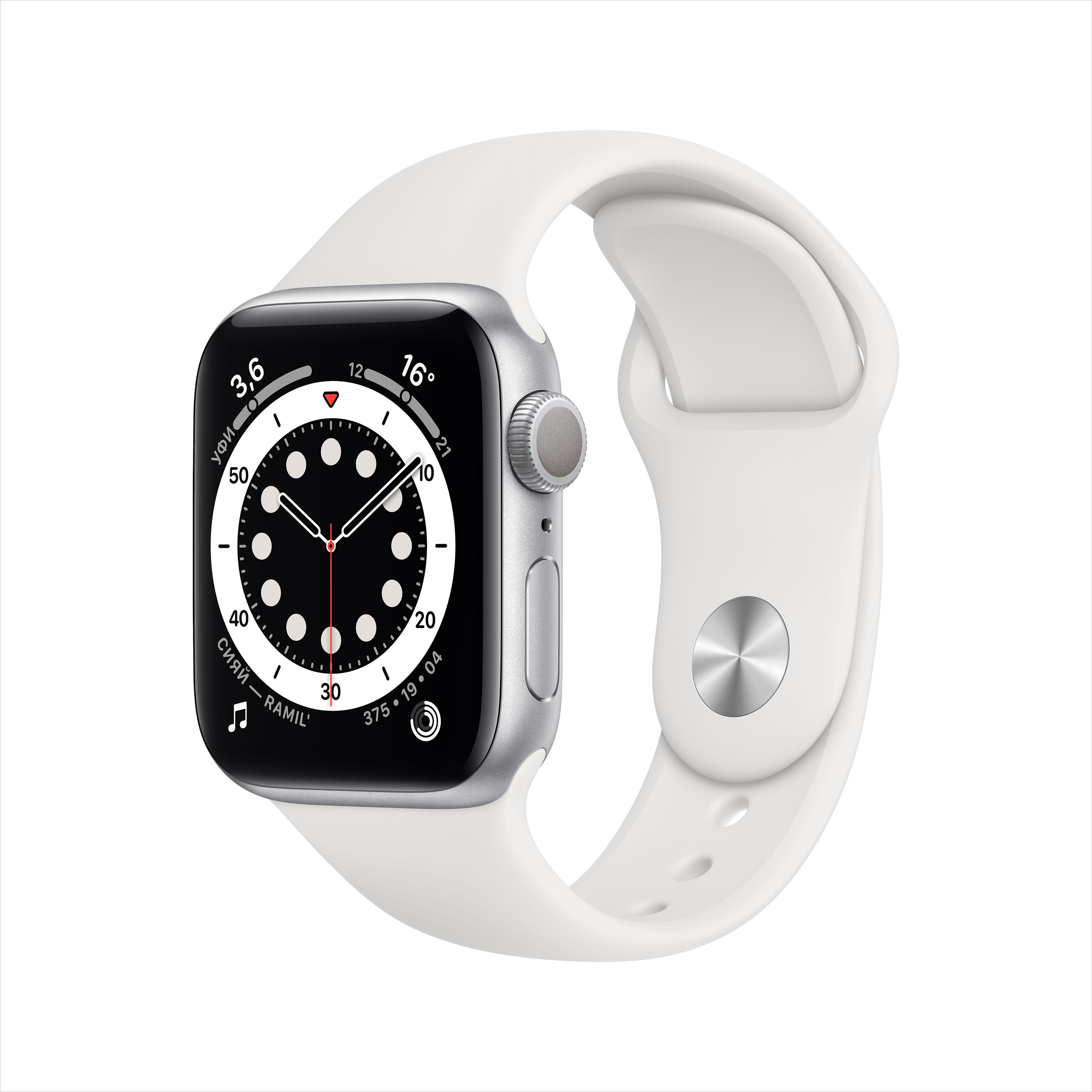 Смарт часы Apple Watch Series 6 40mm