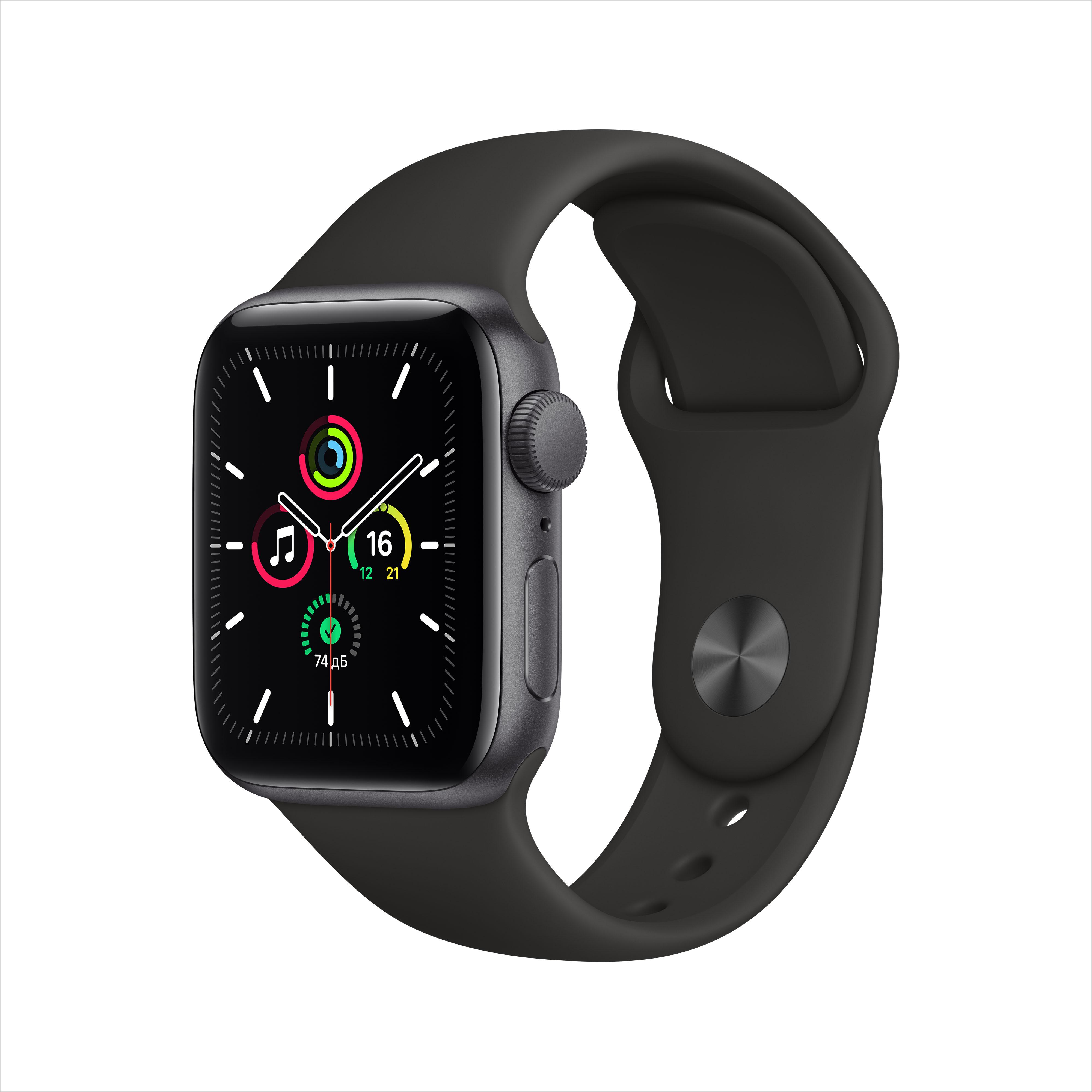 Смарт часы Apple Watch SE 40mm Space
