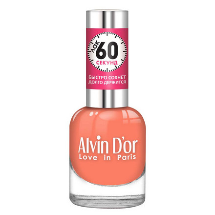 Купить Лак Alvin D'or 60 секунд №38