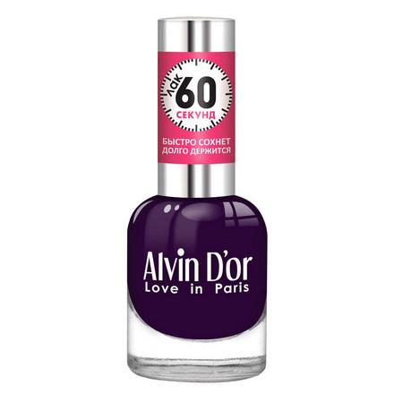 Купить Лак Alvin D'or 60 секунд №30