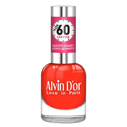Купить Лак Alvin D'or 60 секунд №22