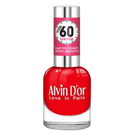 Купить Лак Alvin D'or 60 секунд №21
