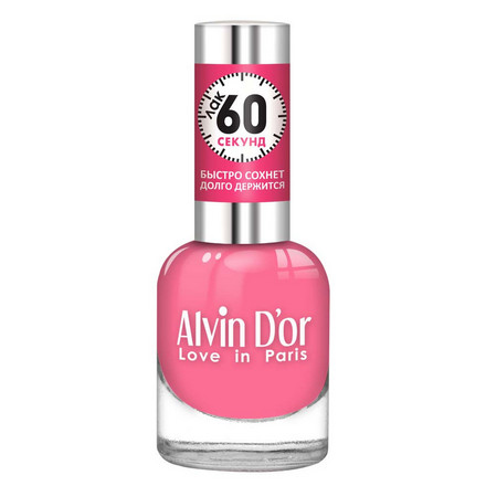 Купить Лак Alvin D'or 60 секунд №14
