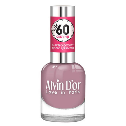 Купить Лак Alvin D'or 60 секунд №05