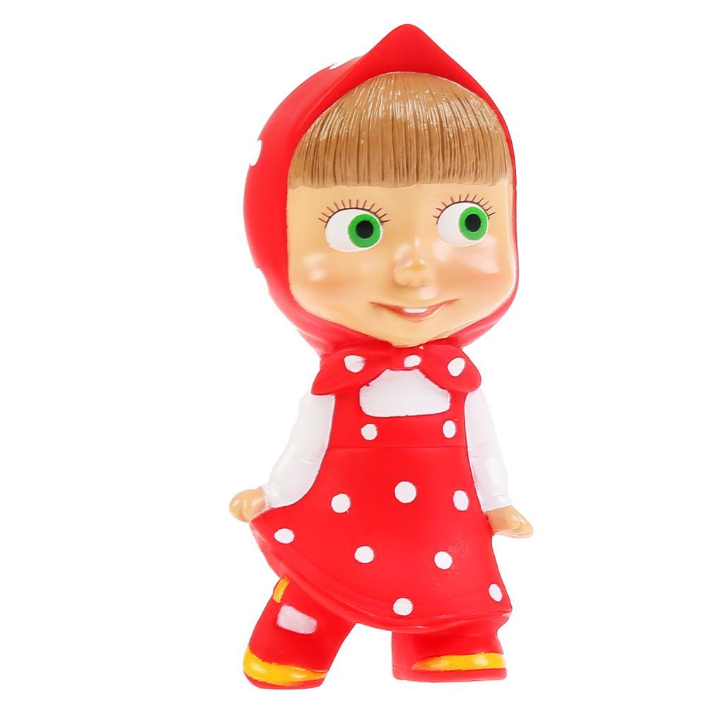 Купить Маша-Снегурочка И Дед мороз, Игрушка для купания Играем вместе Маша, 10 см, Играем Вместе,