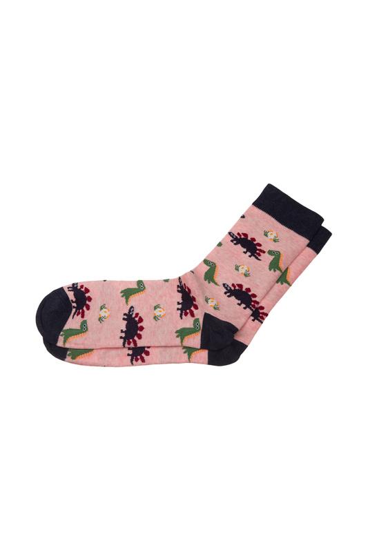 Носки женские ASKOMI AF-C7150 розовые 27