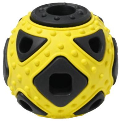 Развивающая игрушка для собак HOMEPET мяч фигурный,