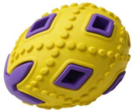 Развивающая игрушка для собак HOMEPET Silver Seriesяйцо,