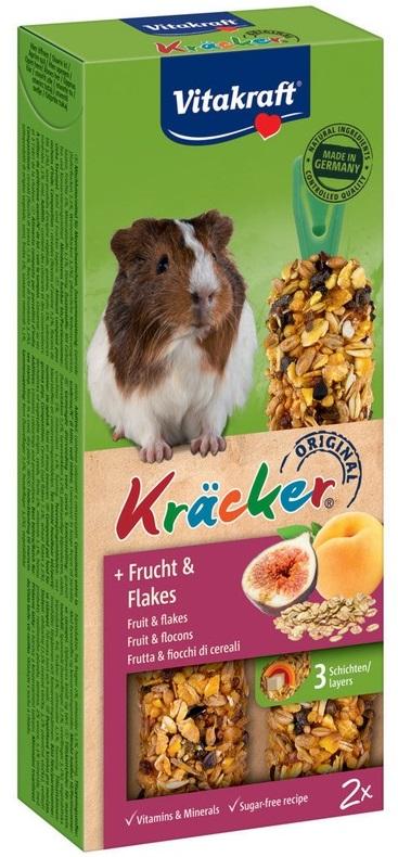 Лакомство для морских свинок Vitakraft Fruits&Flakes,