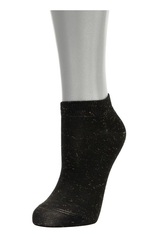 Носки женские ASKOMI AG-2310 черные 23
