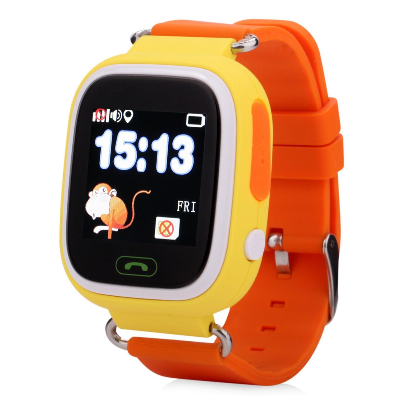 Детские смарт часы Baby Electronics Q90 (Q80,