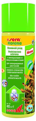 Удобрение для аквариумных растений Sera FLORENA