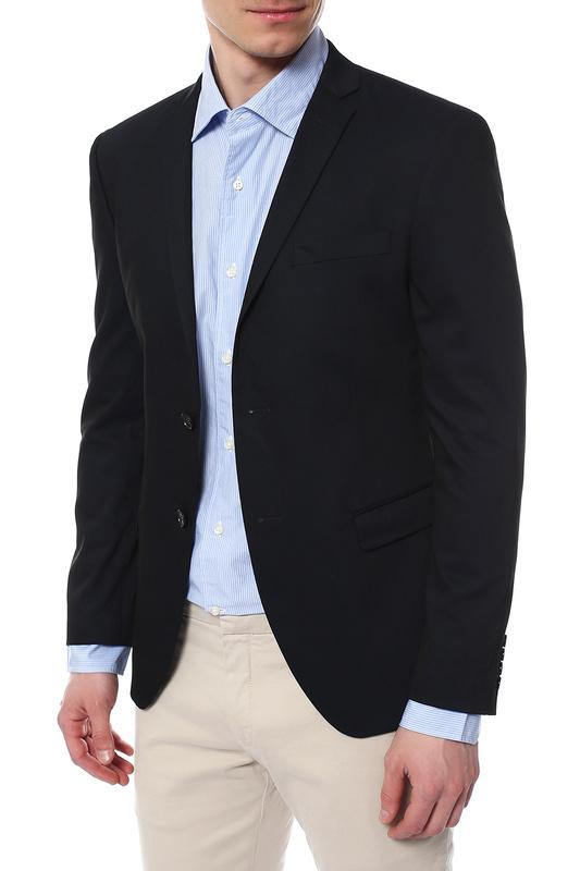 Пиджак мужской S.Oliver 07.503.54.2662 синий 44