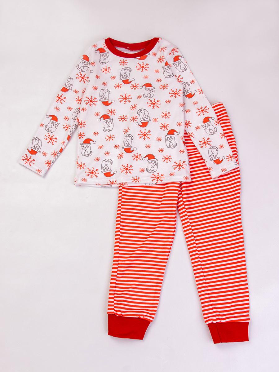 Пижама: Джемпер Котмаркот брюки КИТТИ Котмаркот размер 110 2890744