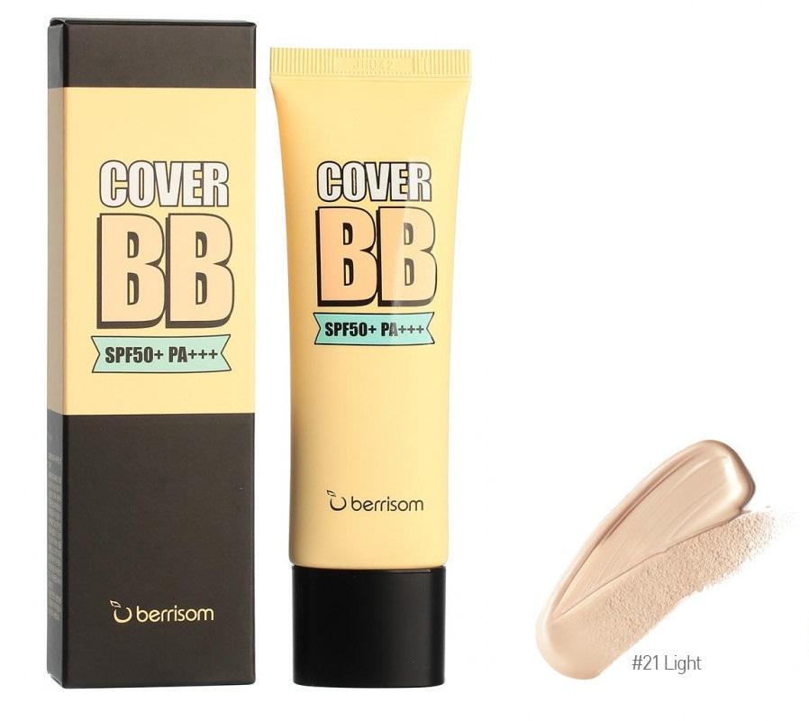 BB крем Berrisom Cover BB (SPF50+