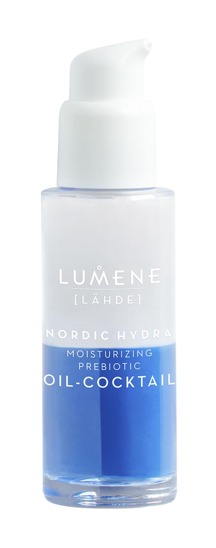 Увлажняющая сыворотка Lumene Nordic Hydra Moisturizing Prebiotic