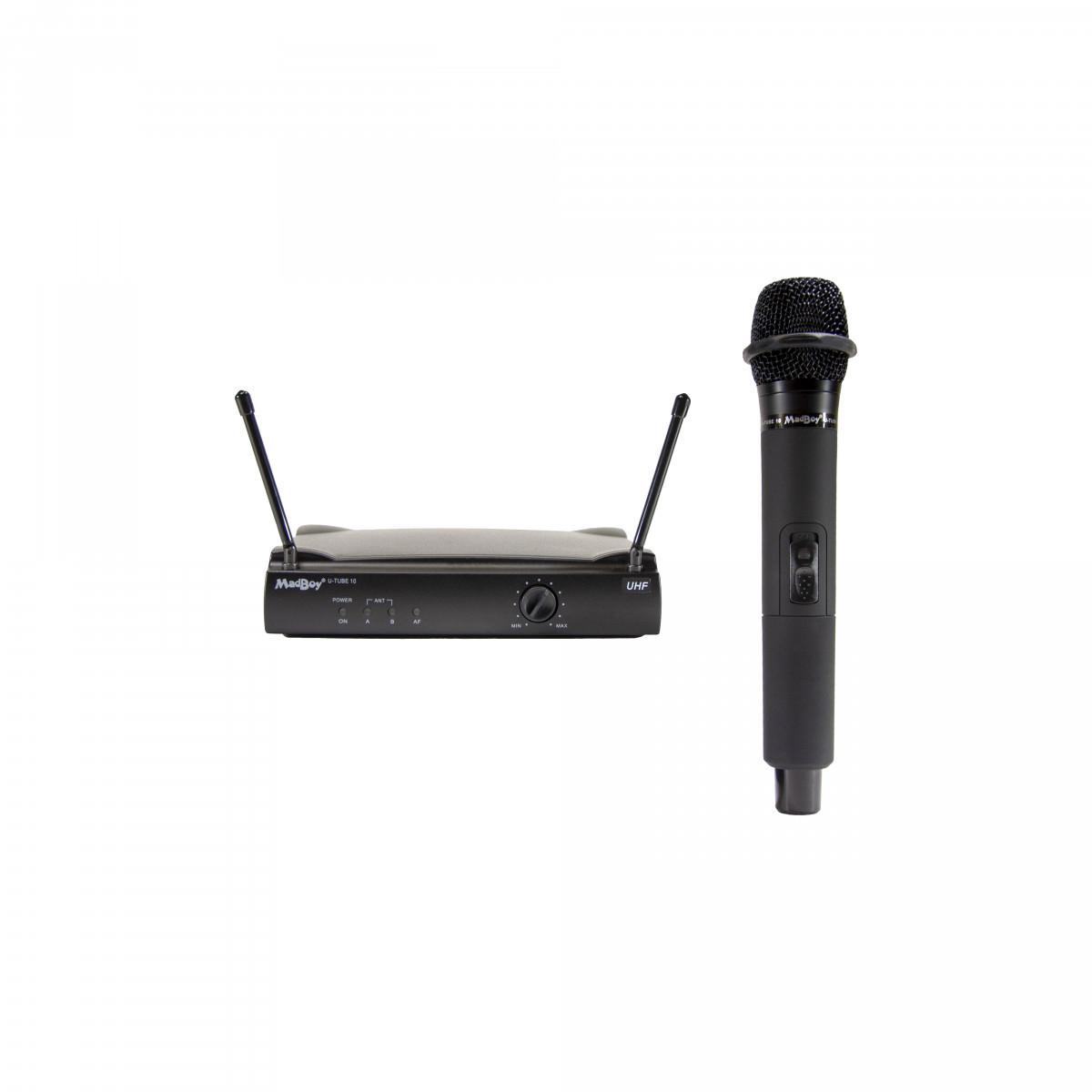 Микрофон беспроводной MadBoy U-TUBE 10