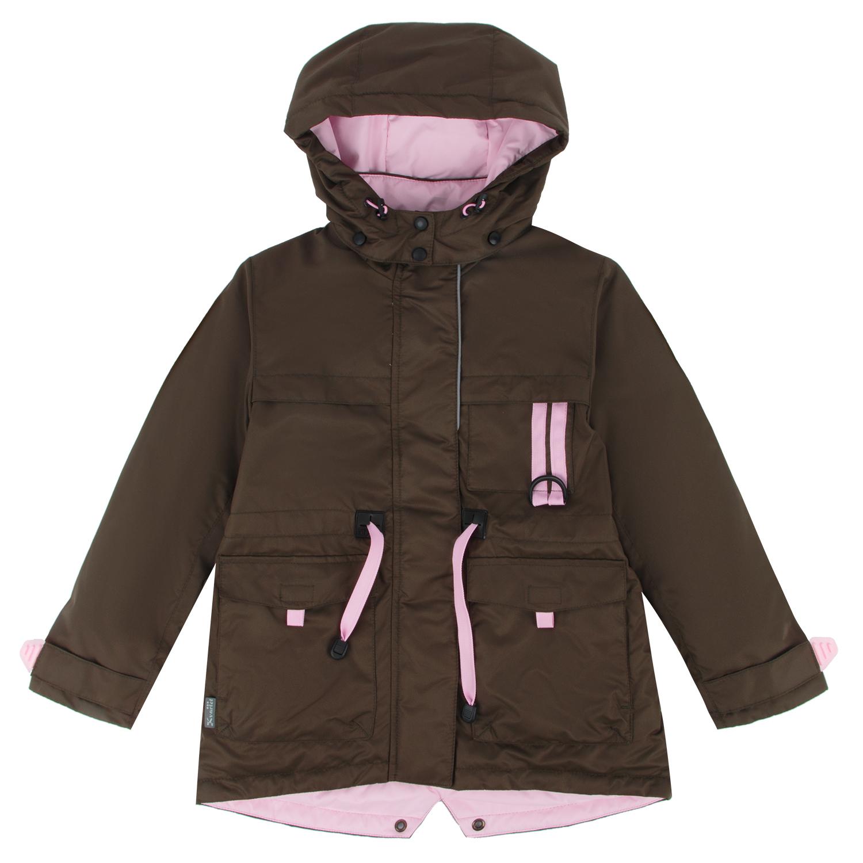 Куртка Kvartet, цвет: хаки р.140 527-Д