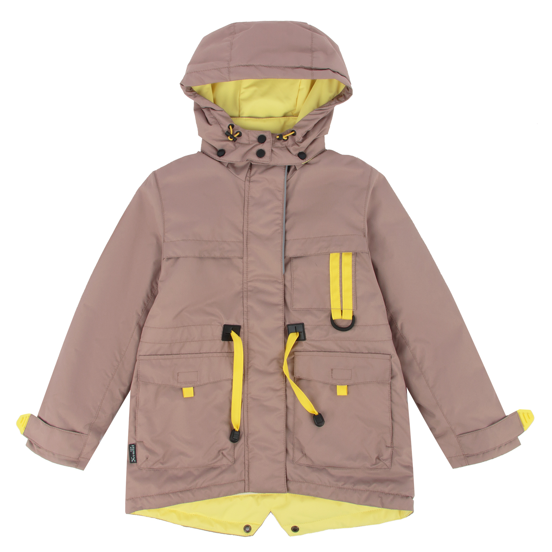 Куртка Kvartet, цвет: бежевый р.140 527-Д