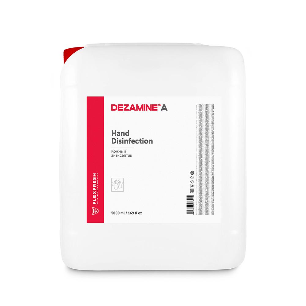 Купить Антисептик Flexfresh, для рук и бытовых поверхностей со спиртом 70%, 5 литров