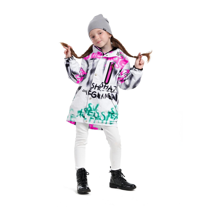 Купить AOSS21JK2T011, Куртка ветровка Олдос, цвет: белый р.152, Oldos,