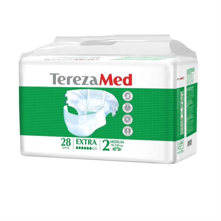 Подгузники TerezaMed  для взрослых Extra