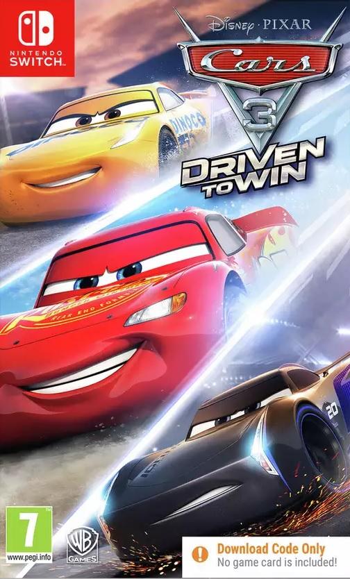 Игра Тачки 3: Навстречу победе (Cars