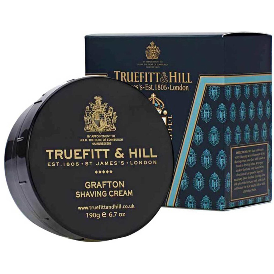 Крем для бритья Truefitt & Hill Grafton